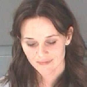 19.abr.2013 - A atriz Reese Witherspoon em foto divulgada pelo Departamento de Correção da cidade de Atlanta após ser detida por desordem em Atlanta, Geórgia
