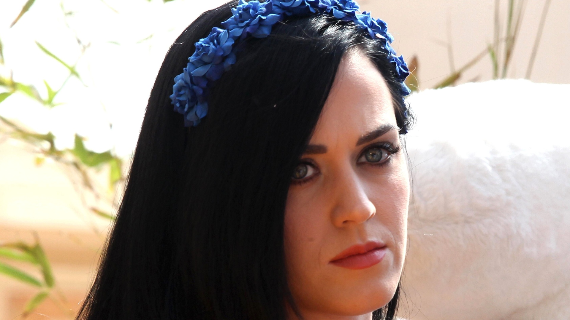 22.Abr.2013 - Katy Perry promove o filme