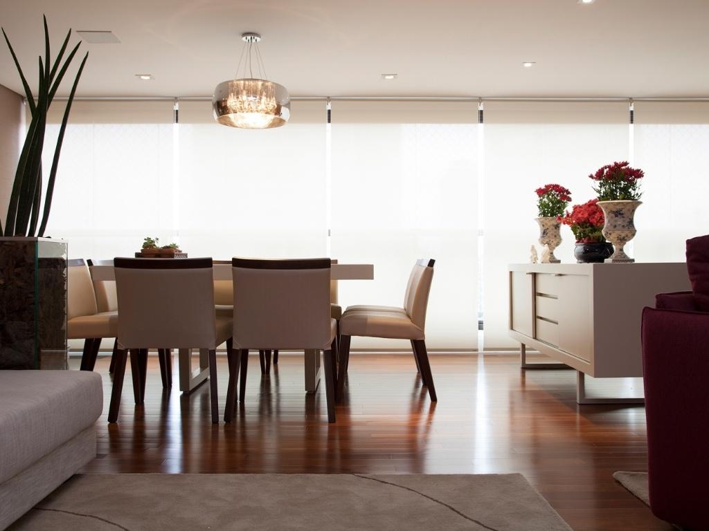 buffet para sala de jantar pequenaIdéias de decoração para casa #9A3431 1024x768