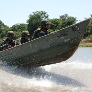 Operação deve tentar sufocar tráfico de drogas e de armas nas fronteiras