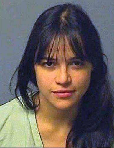 23.dez.2007 - Michelle Rodriguez