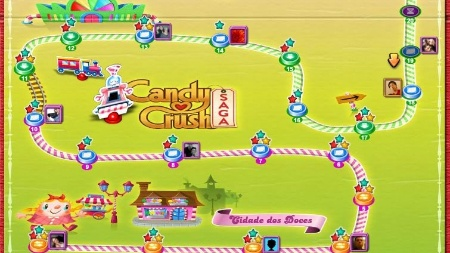 "Aprenda a jogar ""Candy Crush Saga"", game mais popular do Facebook"