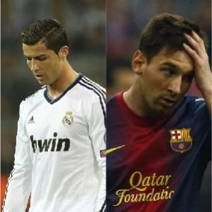 : Barça e Real vivem drama na Liga dos Campeões e precisam de 'milagre'