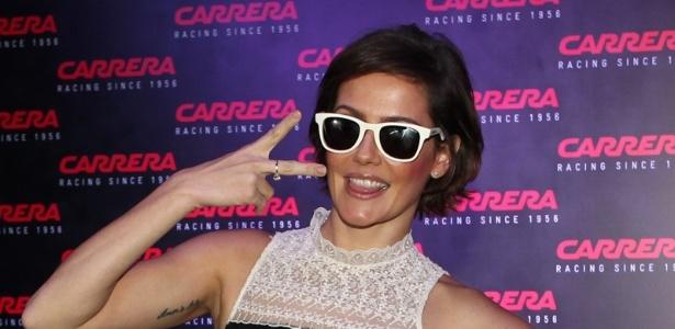 25.abr.2013 - A atriz falou sobre projetos futuros no cinema e disse que quer descansar após o término das filmagens de