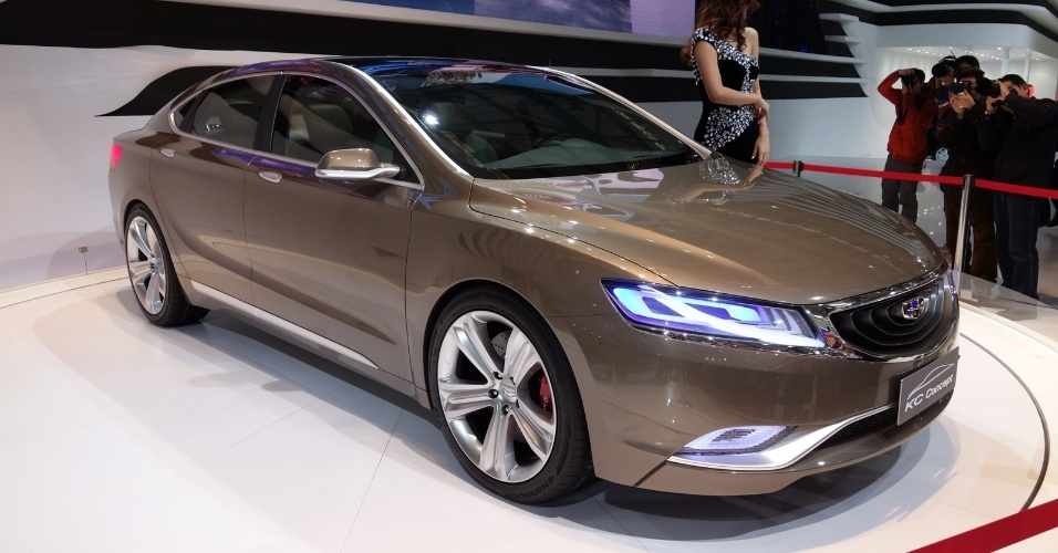 Geely KC Concept