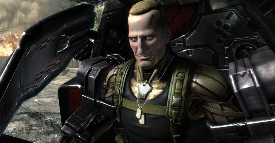 Metal Gear Solid: Rising