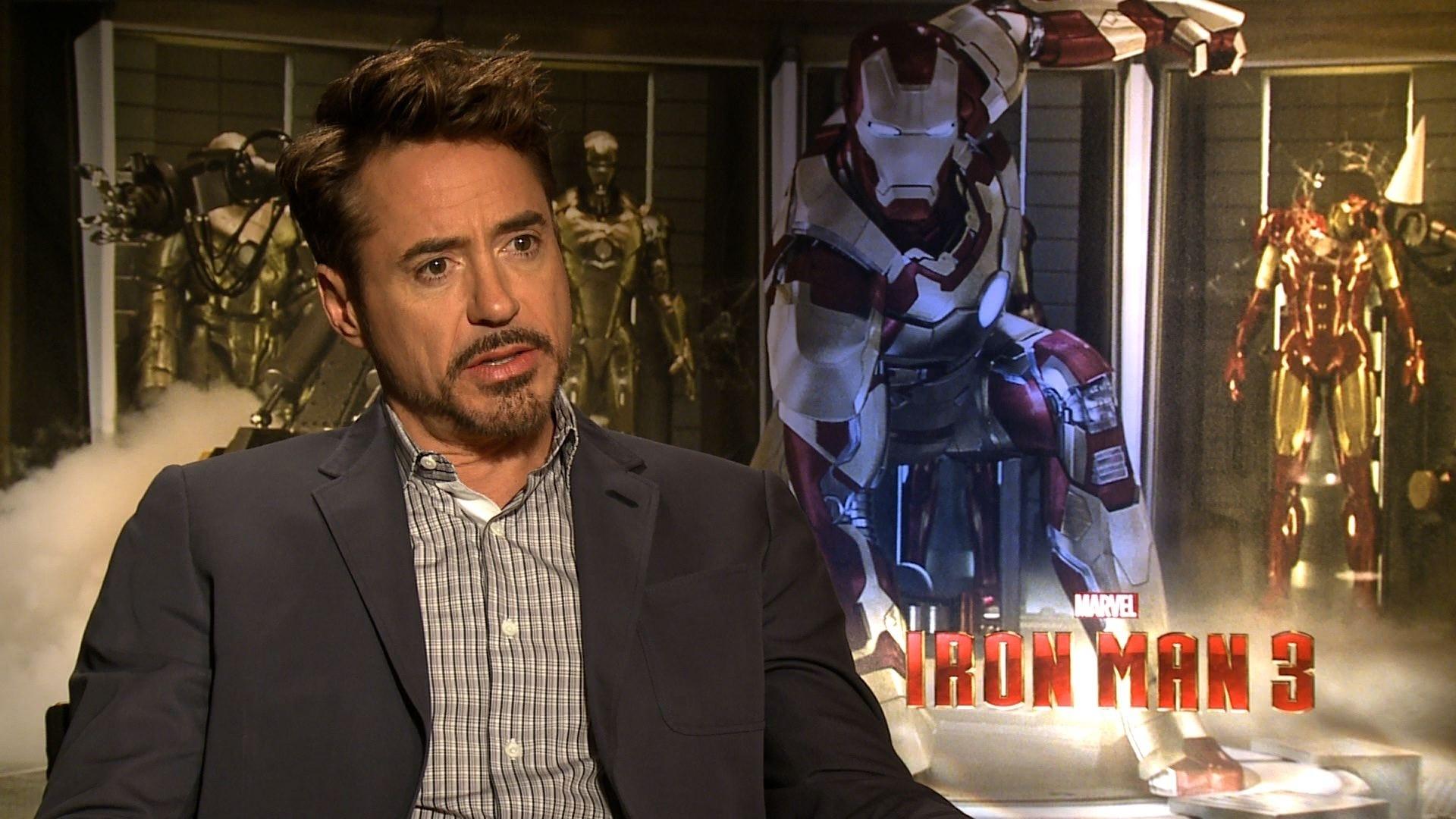 Robert Downey Jr. fala sobre