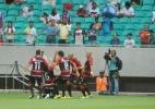 CBF confirma jogo entre Vitória e Paraná na Fonte Nova