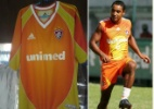 Fluminense esconde detalhes de camisa laranja por medo da pirataria