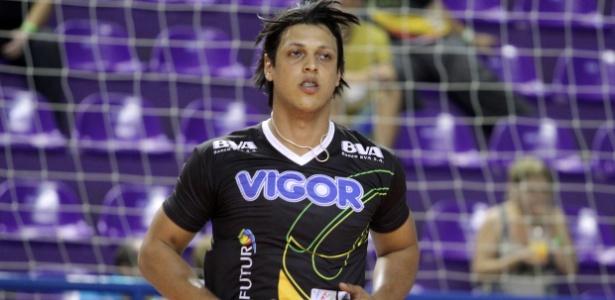 Michael, meio de rede do Vôlei Futuro, assumiu ser gay após polêmica na Superliga