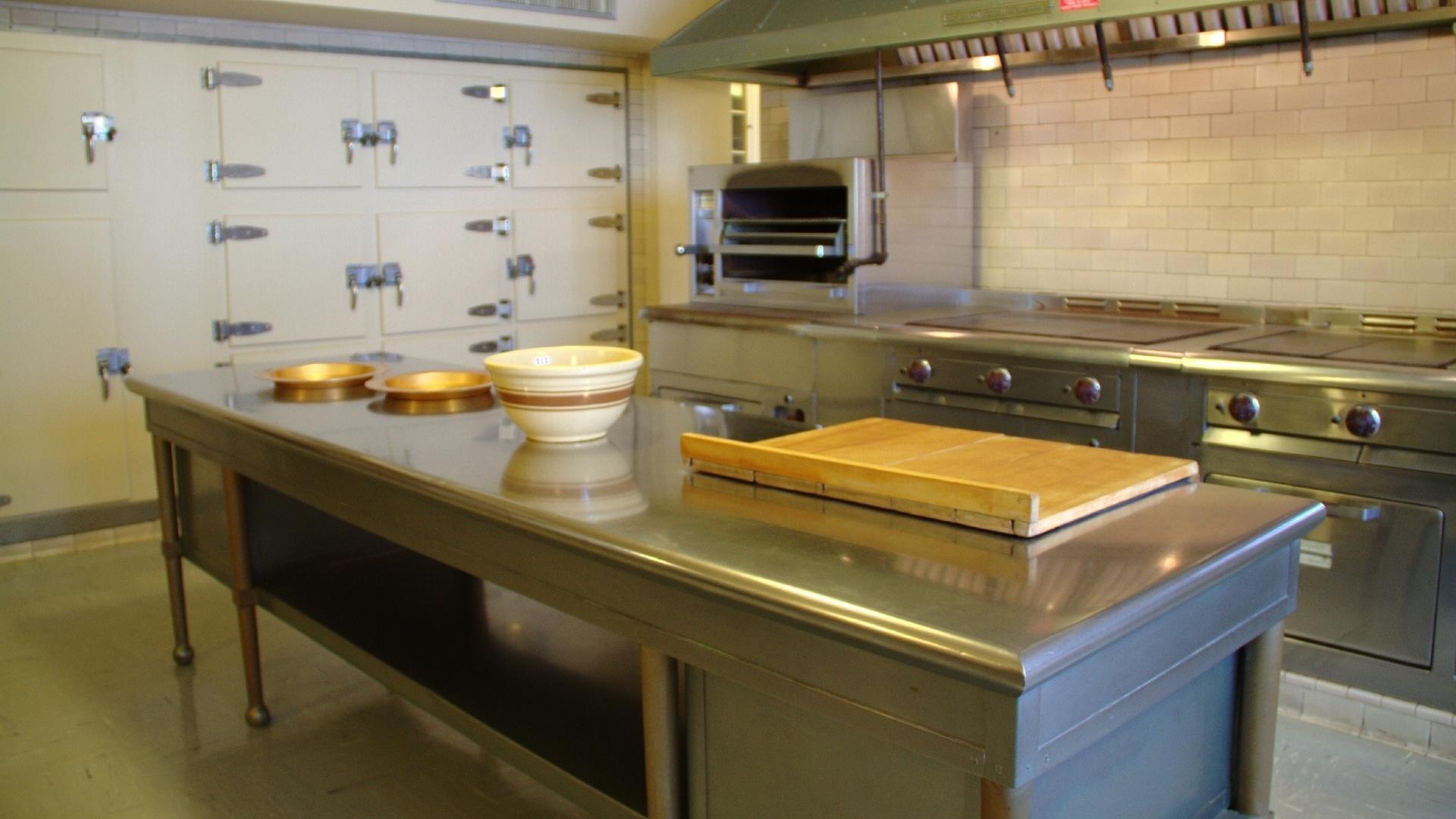 família Ford em Detroit transformada em museu a cozinha industrial  #A0772B 1920 1080