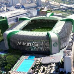 : Allianz Parque é escolhido para ser o novo nome do estádio do Palmeiras