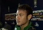 No CQC: Em 'pegadinha', Neymar deixa em aberto ida ao Barça