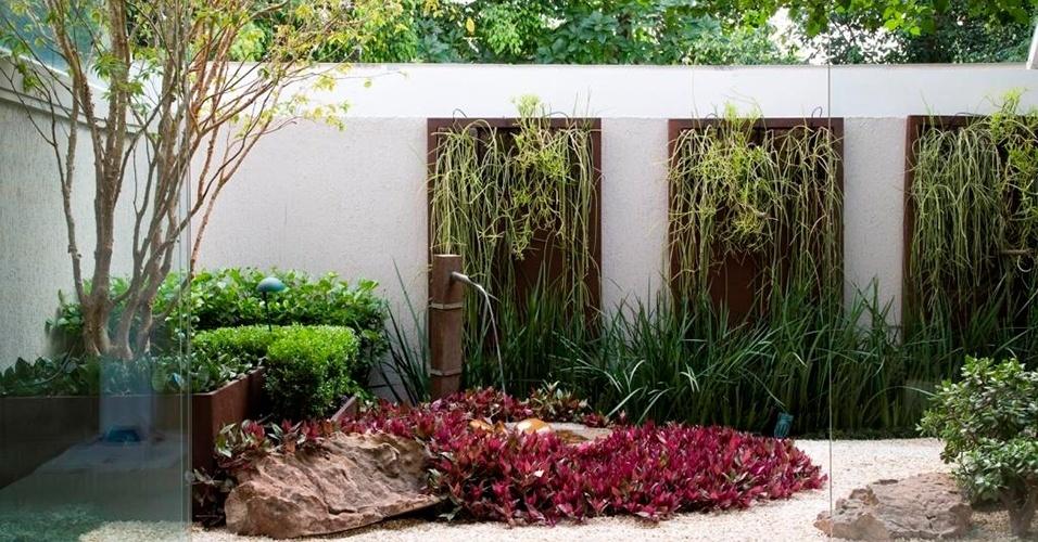 imagens paisagismo jardins:Ter um jardim dentro de casa amplia contato com a natureza – Casa e