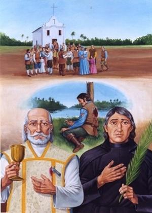 Após processo aberto em 1989, três padres André de Soveral, Ambrósio Francisco Ferro, Mateus Moreira e 27 leigos foram beatificados