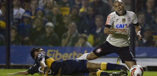 Duelo com Corinthians fez Boca poupar seus principais jogadores