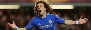 futebol internacional: Possível reforço do Barcelona, David Luiz está fora de jogo do Chelsea contra o Real Madrid