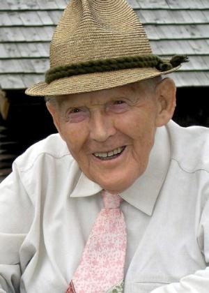 Leopold Engleitner faleceu aos 107 anos