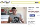 Após expulsão: Lúcio é colocado 'à venda' na internet por um torcedor