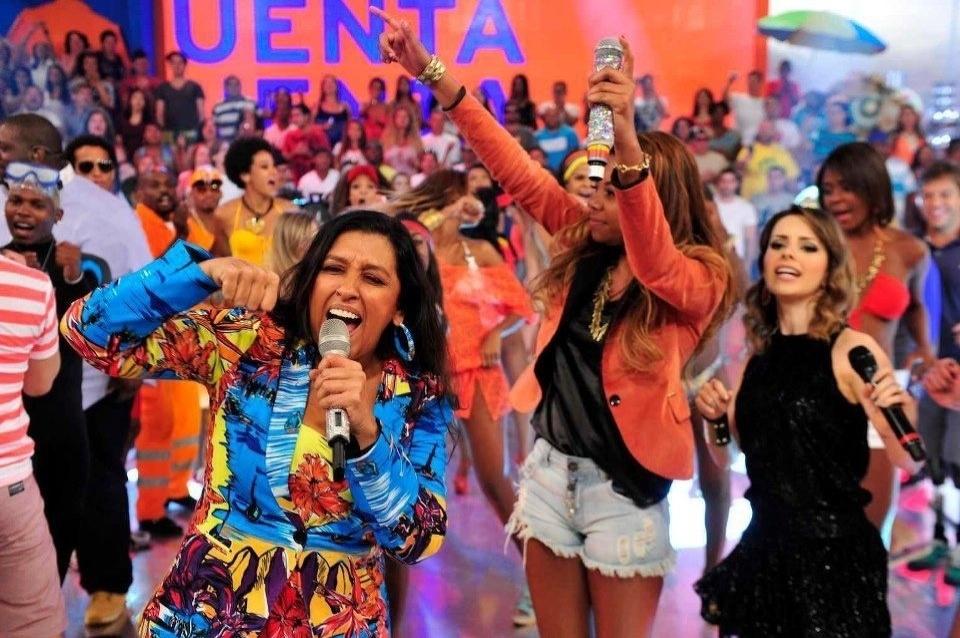 MC Beyonce diz que se tornou mais conhecida após aparecer no programa de Regina Casé,