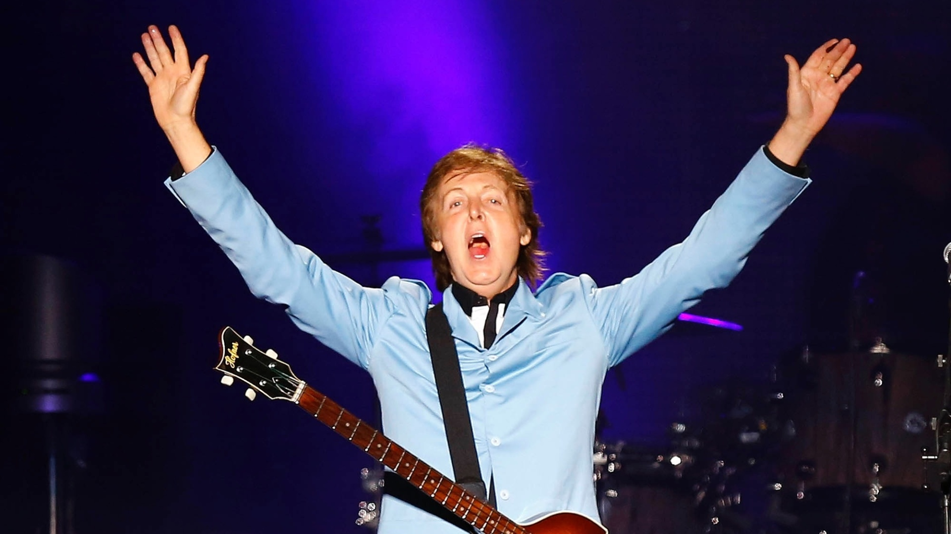 4.mai.2013 - Paul McCartney se apresenta no Mineiro, em Belo Horizonte