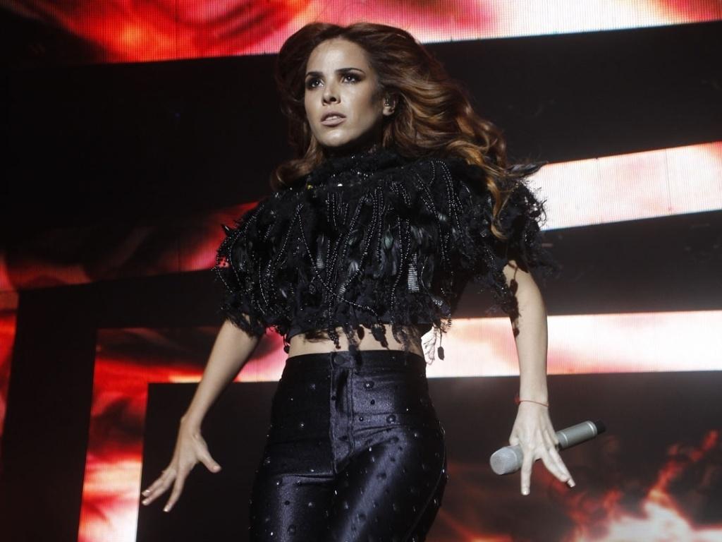 5.mai.2013 - Cantora Wanessa apresenta show do DVD