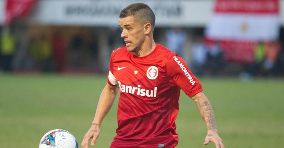 D'Alessandro durante jogo Internacional x Juventude, final da Taça Farroupilha (05/05/13)