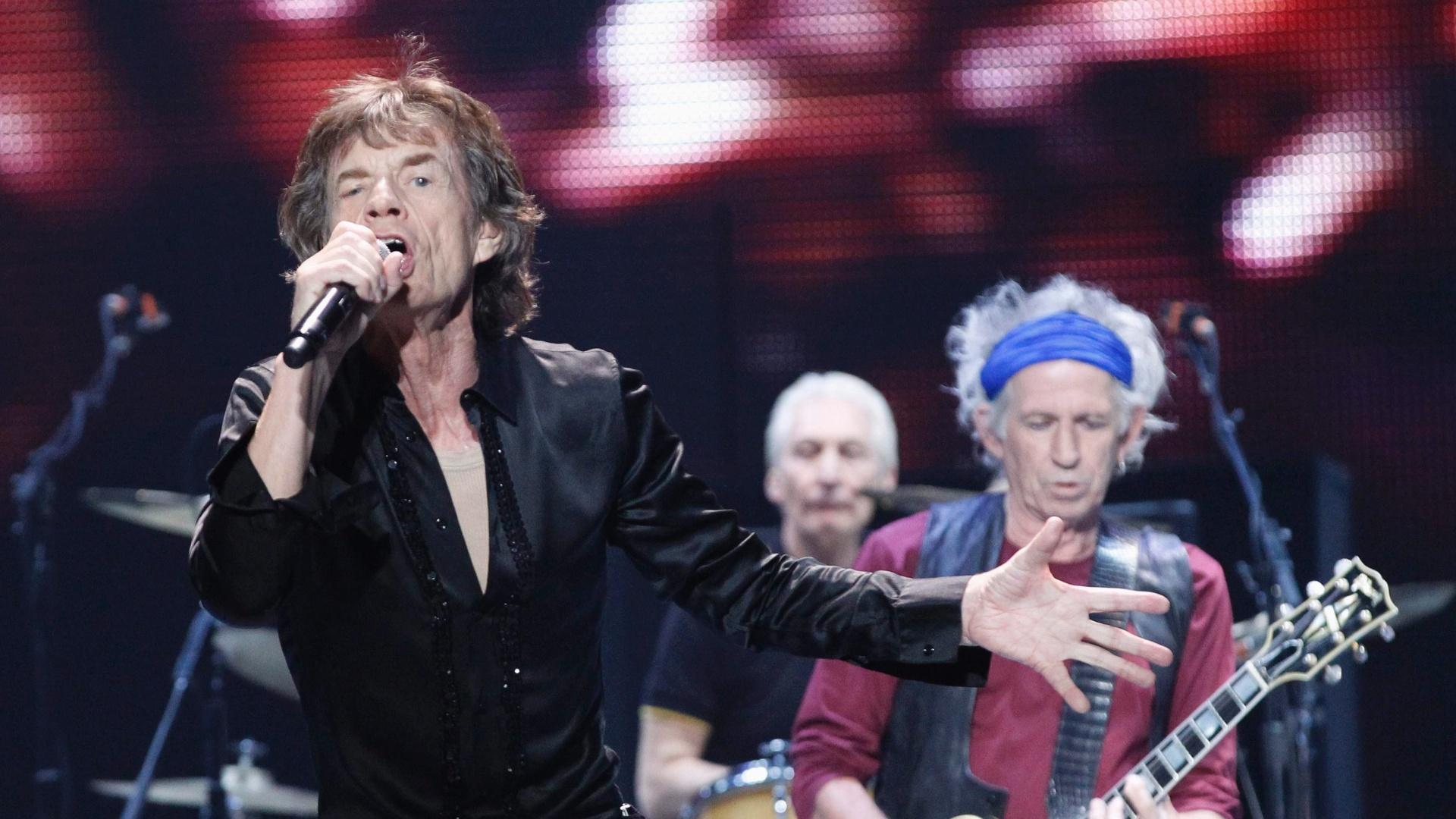 03.mai.2013 - Em julho, a banda fará apresentações no Reino Unido, onde, ao contrário dos EUA, os ingressos já estão quase esgotados