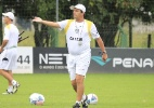 Adilson Batista culpa leses por eliminao e descarta deixar o Figueirense