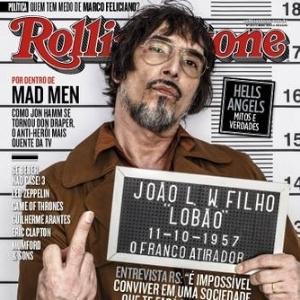 Lobão na capa da edição 80 da revista