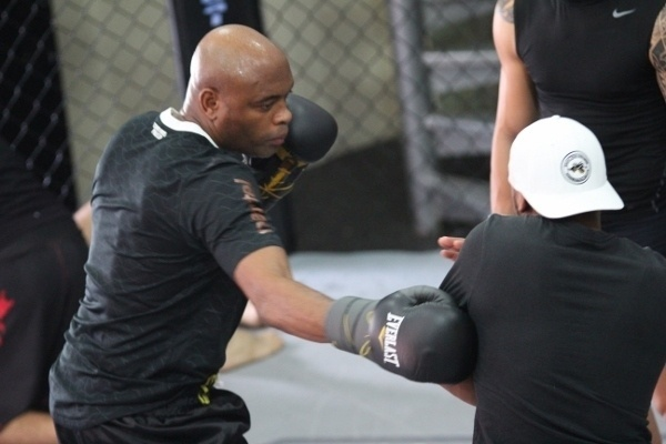 No dia 6 de julho, no UFC 162, Anderson colocar mais uma vez em disputa o cinturo da categoria dos mdios, agora contra Chris Weidman