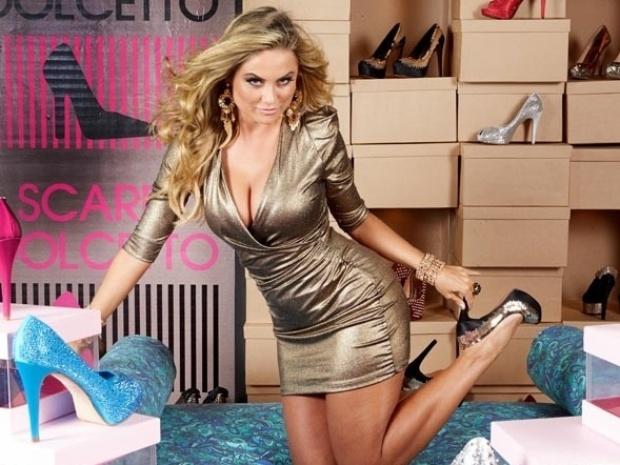 """""""Sangue Bom"""", a cantora Sandy participa do programa de Amora Campana ..."""