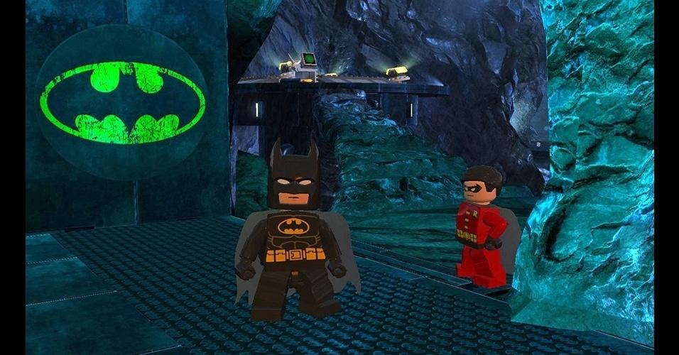 Outros heróis da DC unem-se ao morcego na ação de
