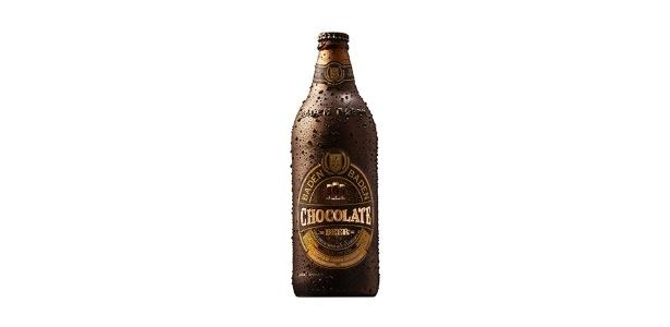 Chocolate Beer: notas adocicadas de cacau e beunilha, mas sabor levemente amargo