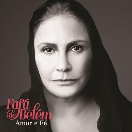 Na capa do EP, Fafá tem em sua cabeça uma mantilha e pouca maquiagem. A imagem faz menção a Nossa Senhora, mas, segundo ela não há