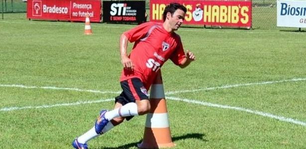 Juan treinou durante cinco meses afastado dos demais colegas de São Paulo