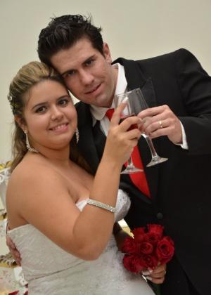 Lenyenne convidou Felipe para ser padrinho de casamento do irmão dela, mas o noivo seria ele