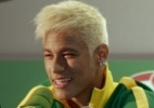 Neymar estrela campanha publicitria ao lado de Felipo &quot;rabugento&quot;