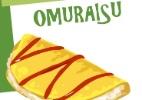 Omuraisu: omelete japonesa bem diferente