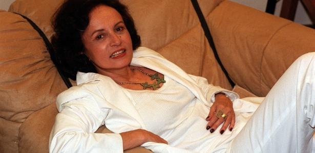 A atriz Joana Fomm