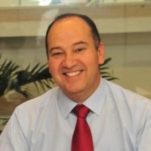 Everaldo Pereira, pastor da Assembleia de Deus e vice-presidente nacional do PSC, lançado hoje como pré-candidato presidencial da sigla