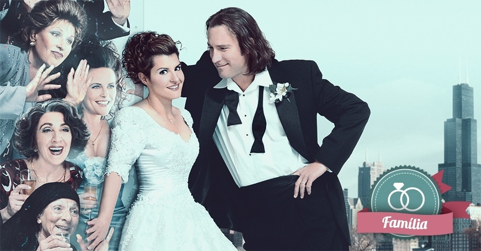 Montagem para matéria de Casamento sobre filmes que podem ajudar na organização do casamento - Casamento Grego