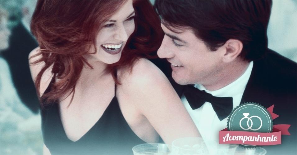 Montagem para matéria de Casamento sobre filmes que podem ajudar na organização do casamento - Muito Bem Acompanhada