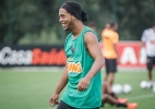 Cuca v Ronaldinho Gacho mais motivado que antes da 'no convocao'