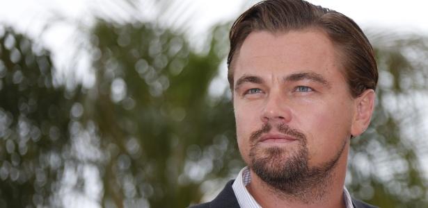 Leonardo DiCaprio em Cannes