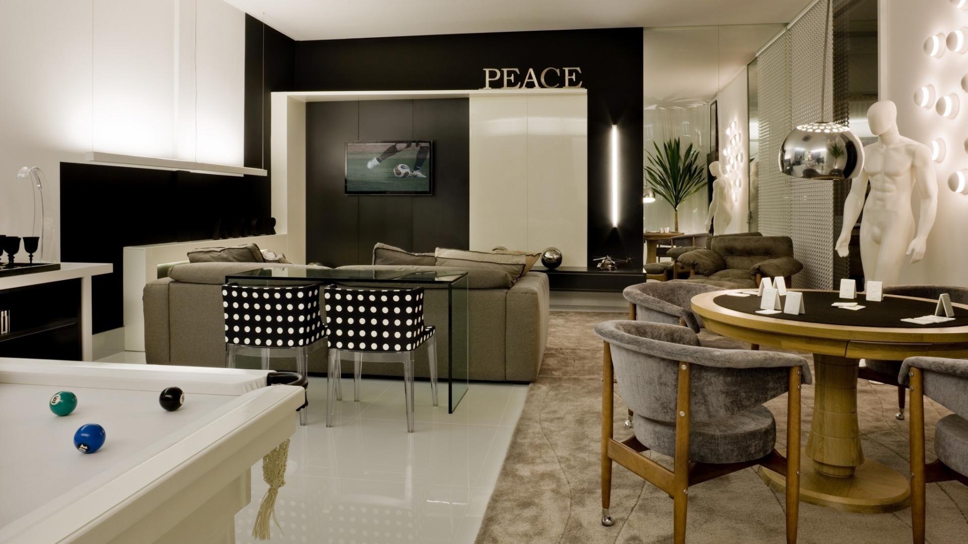 #0B346C Raquel Cabral Interiores: Como os estilos podem ser usados em sala bar 1920x1080 px Cozinha Designer De Casa_238 Imagens