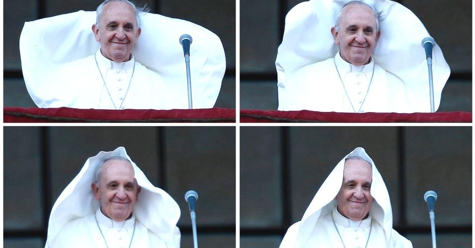 As rajadas de vento que assombraram Bento 16 durante seus oito anos de papado também ficaram de