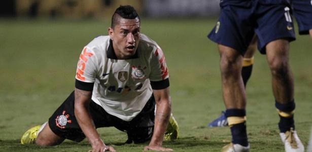 Ralf fica no chão após empate no Pacaembu; Globo registrou 33 pontos no ibope