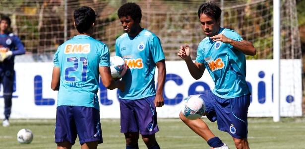Martinuccio pode entrar nos planos de Marcelo Oliveira para jogo com o Náutico