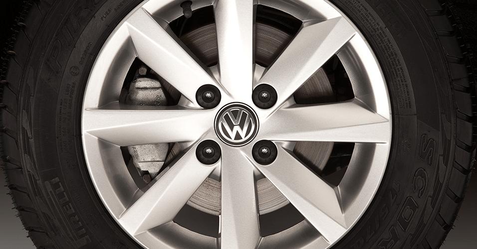 Volkswagen Gol Track 2014